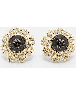 Swarovski® Daisy Lace Earrings