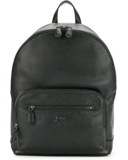 Classic Logo Stamp Backpack