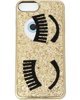 Glittered Iphone 7 Phone Case