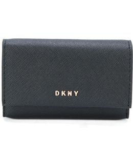 Bryant Park Saffiano Leather Card Case