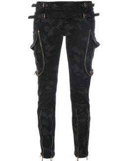 Biker Cargo Trousers