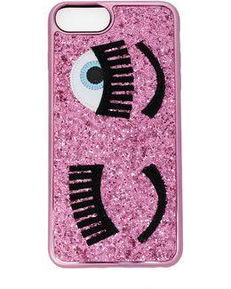 Chiaraf Iphone Cover Glitter 7plus