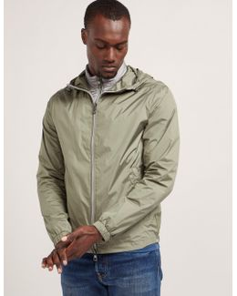 Full Zip Hooded Jacket