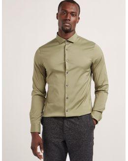 Sleek Long Sleeve Shirt