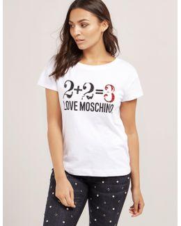 2+2 Short Sleeve T-shirt