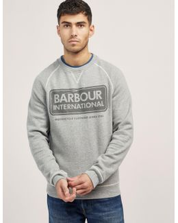 International Logo Sweatshirt