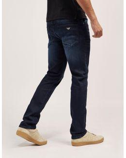 J06 Dark Wash Jeans