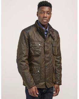 International Weir Waxed Jacket