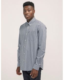 Country Gingham Long Sleeve Shirt