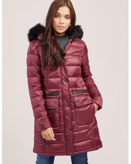 International Dunnet Quilted Jacket