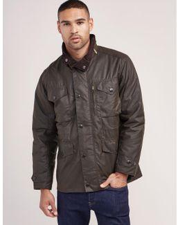 Sapper Wax Jacket