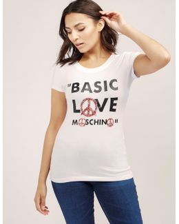 Basic Love Short Sleeve T-shirt