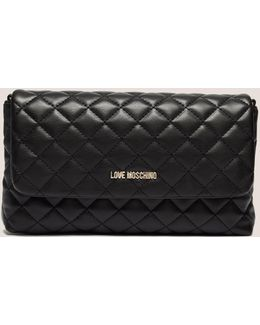 Mini Chain Quilted Bag