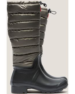 Original Quilted Leg Boot