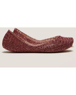 X Campana Glitter Shoe