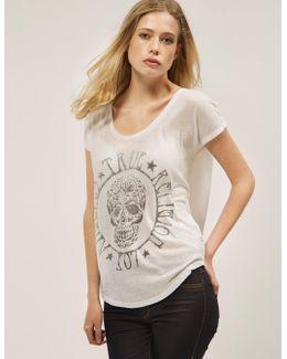 Loose Skull T-shirt
