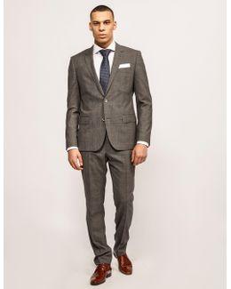 Hutson Gander Slim Fit Suit