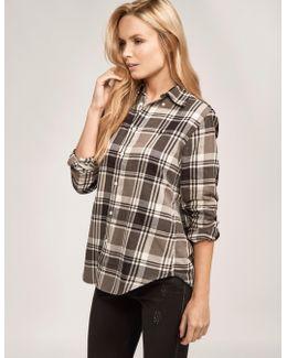 Gorgia Check Shirt