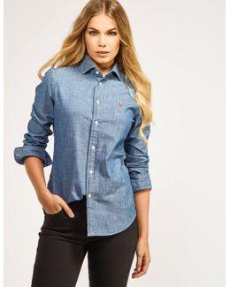 Harper Denim Shirt