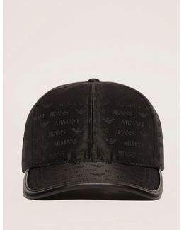 Nylon Print Cap