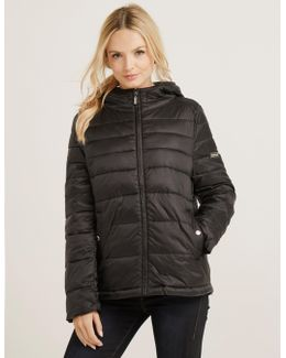 Helical Baffle Quilted Jacket