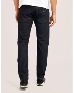 J45 Regular Tapered Jean
