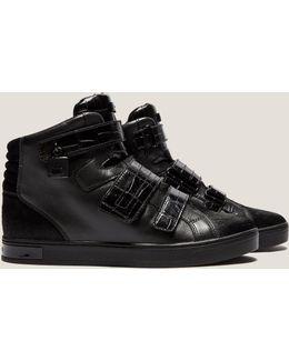 Randi High Top Boots