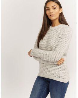 Enduro Crew Knit Sweater
