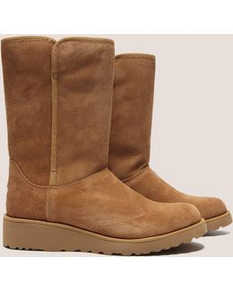 Amie Short Wedge Boot