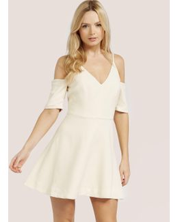 Slow Motion Mini Dress