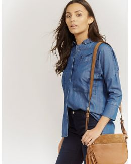 International Hopnel Denim Shirt
