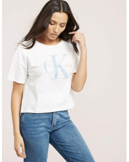 Teca Icon Crop Top