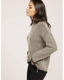 Chicara Crew Neck Knit
