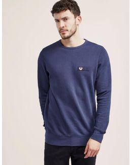 Tab Crew Sweatshirt