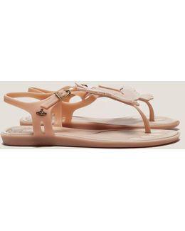 Solar Dove Sandals