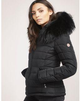 B-153 Big Fur Jacket