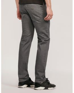 J45 Regular Tapered Jean - Long