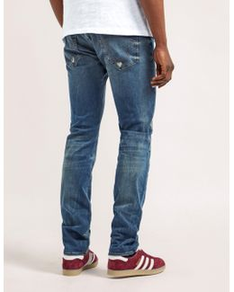 Rocco Distressed Jeans