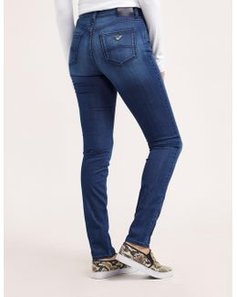 J20 High Waist Jean