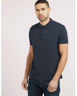Basic Short Sleee Polo Shirt