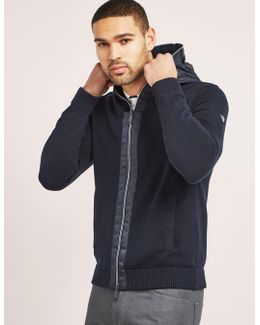 Full Zip Knit
