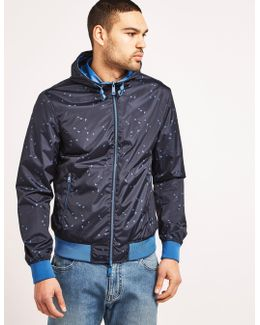 Reverstible Bomber Jacket