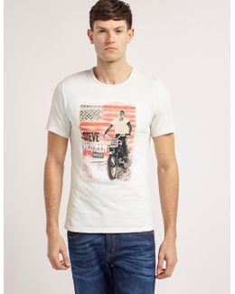 International Steve Mcqueen T-shirt
