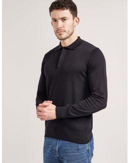 Basic Polo Knit