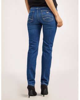 J18 High Waist Jeans