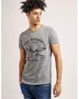 Skull Short Sleeve T-shirt