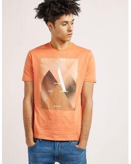Short Sleeve Traingle T-shirt