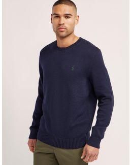 Cotton Crew Knit