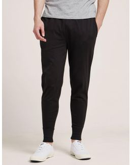 Relaxed Jersey Joggers