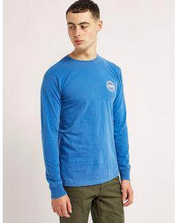 Halftone Long Sleeve T-shirt